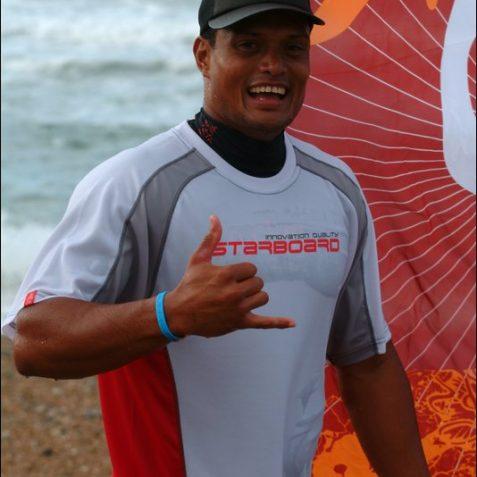 Ekolu Kalama from Hawaii 2008 | Sean Clark / underwaterimage.co.uk