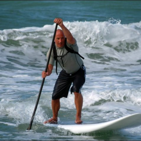 Local longboard champion, Jock | Sean Clark / underwaterimage.co.uk