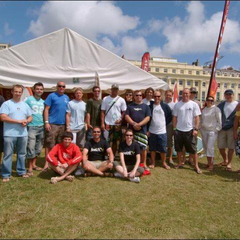 SUP 2008 Competitors | Sean Clark / underwaterimage.co.uk