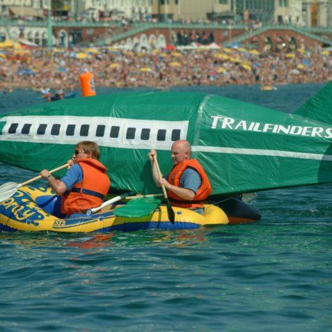 Paddle Something Unusual Entrant | Sean Clark / underwaterimage.co.uk