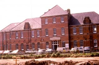 St Wilfrid's Children's Home Shoreham | From the private collection of Pat Mathewson