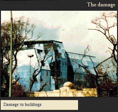 Damage to buildings | Image from the 'My Brighton' exhibit