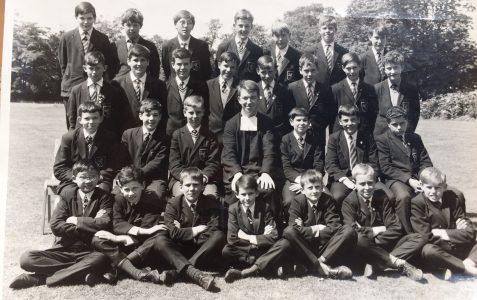 School photo 1967