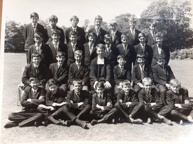 De La Salle school photo 1967 | From the private collection of Damien Wan