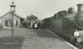 Devil's Dyke Railway date unknown | From the private collection of Kenneth Why
