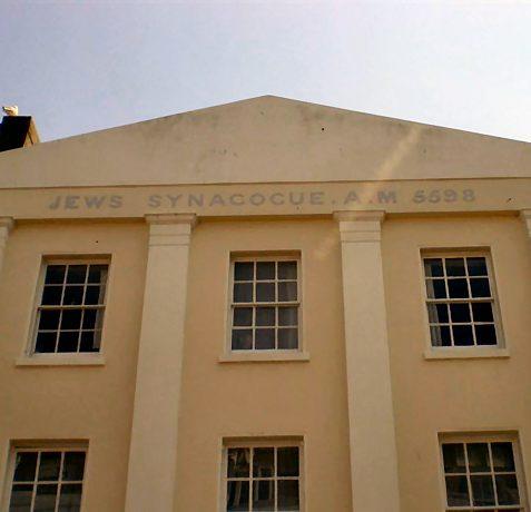 Brighton's first purpose built synagogue 1838