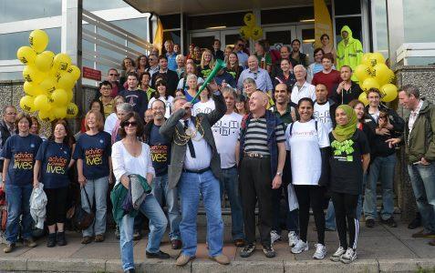 5th Annual Brighton and Hove Legal Walk
