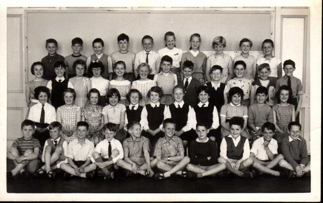 Mr Dibben's Class 3A 1959/60 | From the private collection of Alan Hobden