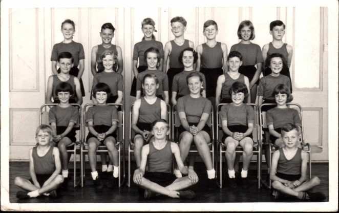 Athletics Team 1958/59 | From the private collection of Alan Hobden