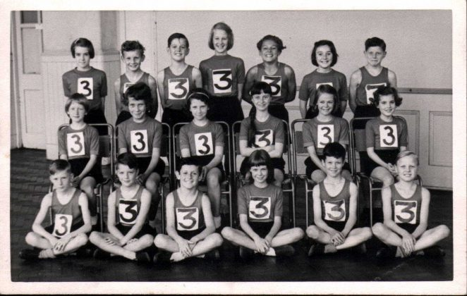 Athletics Team 1959/60 | From the private collection of Alan Hobden