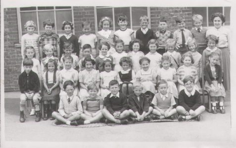 Class photo c1957