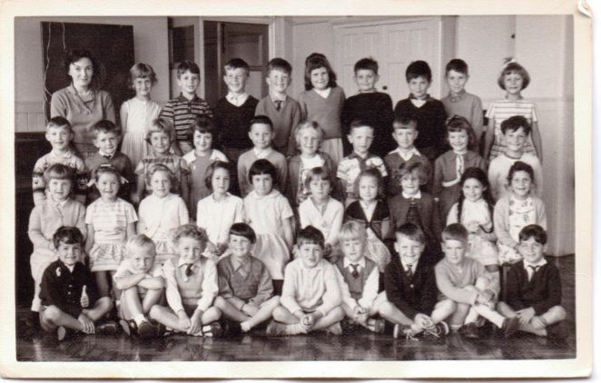 Downs County Primary School | From the private collection of Graham Maskell