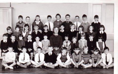 Miss Chapman's Class lll 1965