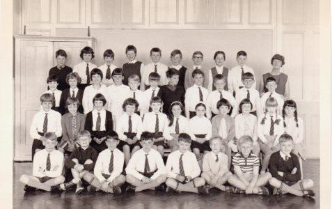 Miss Hake's Class 9, 1967.