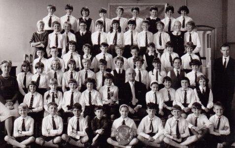 School Choir 1967