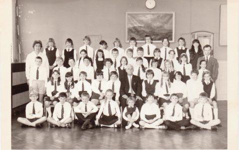 School Choir 1968
