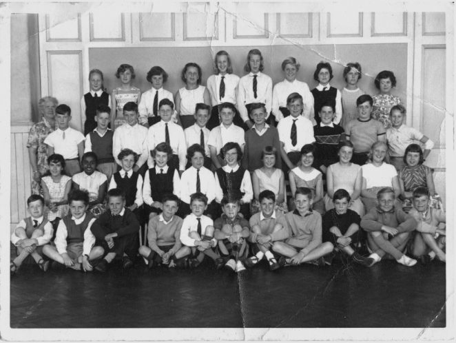 Miss Cox's Class - 4A 1960-1961 | From the private collection of Phil Allsopp