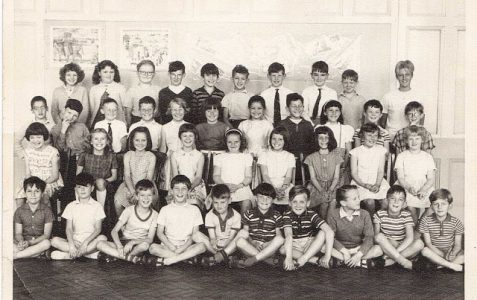 Miss Weatherly's class 1964