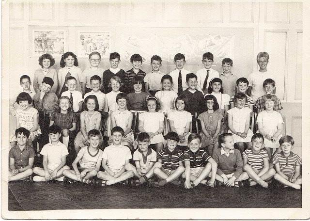 Miss Weatherly's class 1964