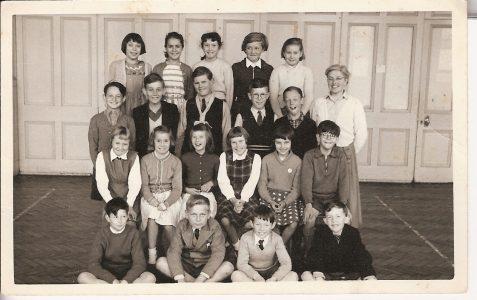 Class photo c.1957/8