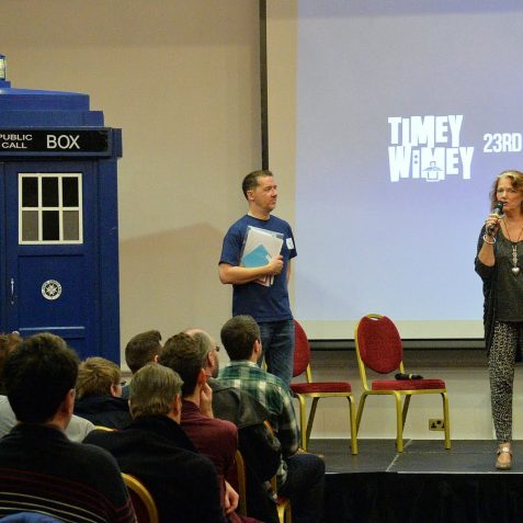 Doctor Who landed in Brighton | ©Tony Mould: copyright protected