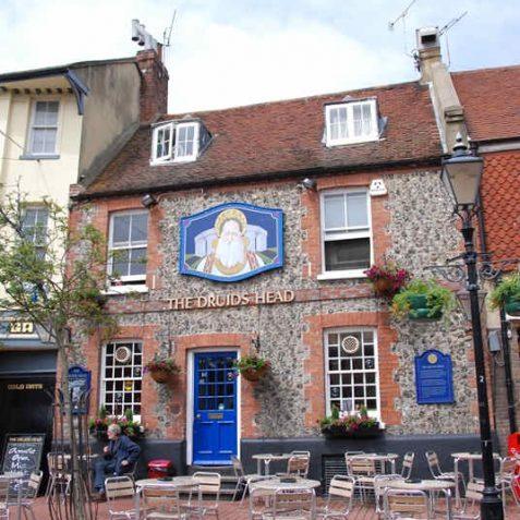 Druid's Head pub | Photo by Tony Mould