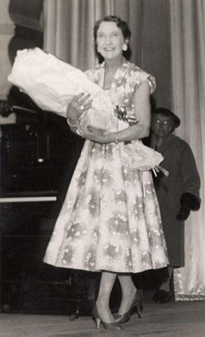 Madam Vera Garbutt | From the private collection of Sue Loveridge