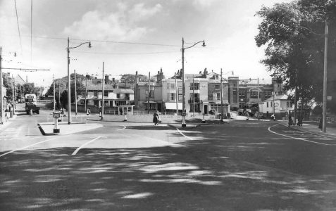 Ditchling Road/The Level 1954
