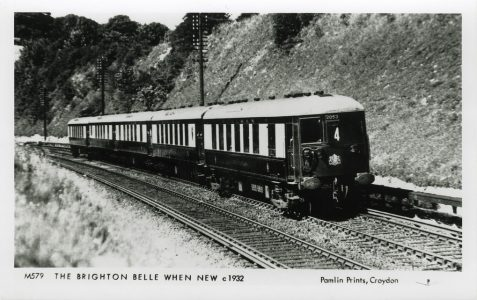 Remembering the Brighton Belle