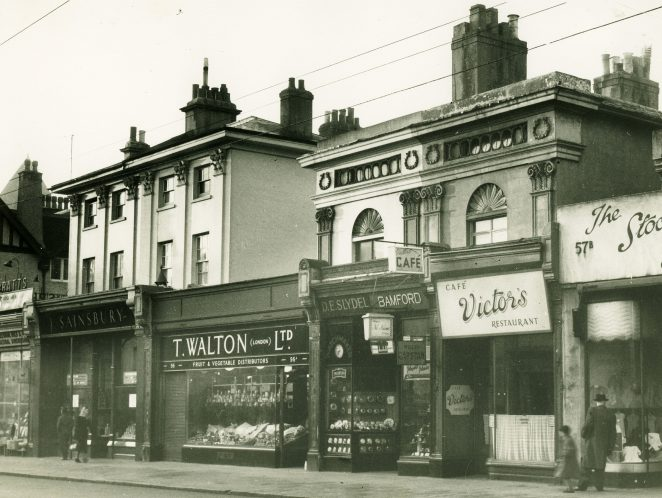 Where were these 1950s shops? | Image reproduced with kind permission of The Royal Pavilion and Museums Brighton and Hove