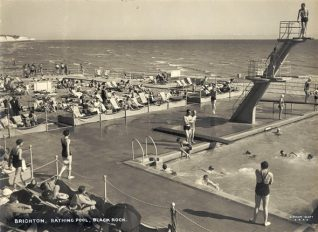 Black Rock Swimming Pool | Royal Pavilion and Museums Brighton and Hove