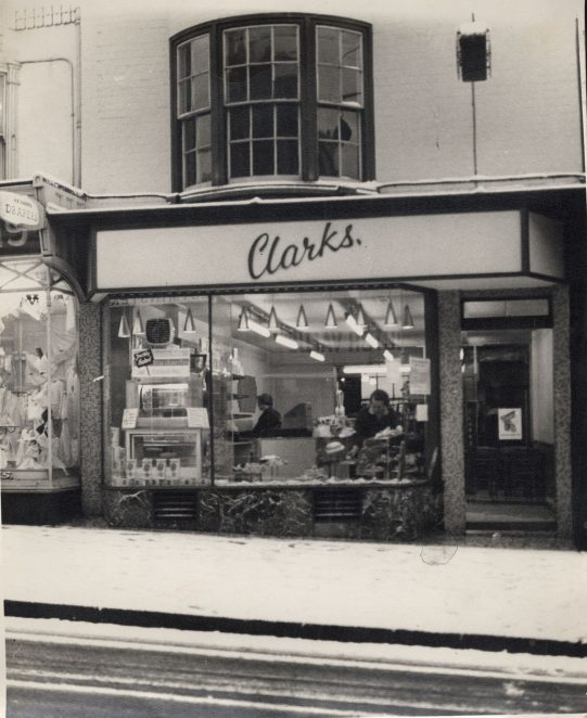 Where was this shop?   Image reproduced with kind permission of The Royal Pavilion and Museums Brighton and Hove