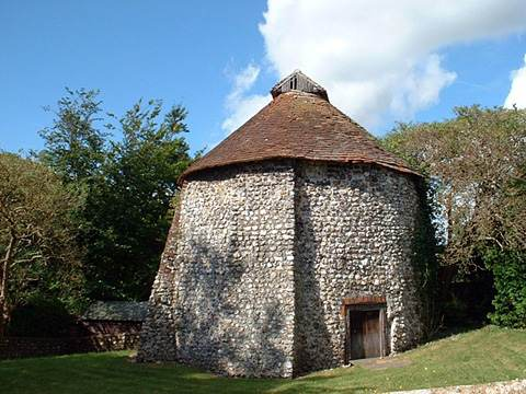 The Dovecote | Photo by Bill Maskell, Patcham Area Editor
