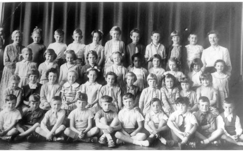 Mrs Turners class c1958