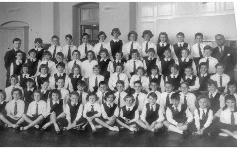 The School Choir c1960/61