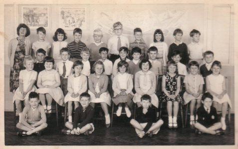 Miss Hake's class c1963.