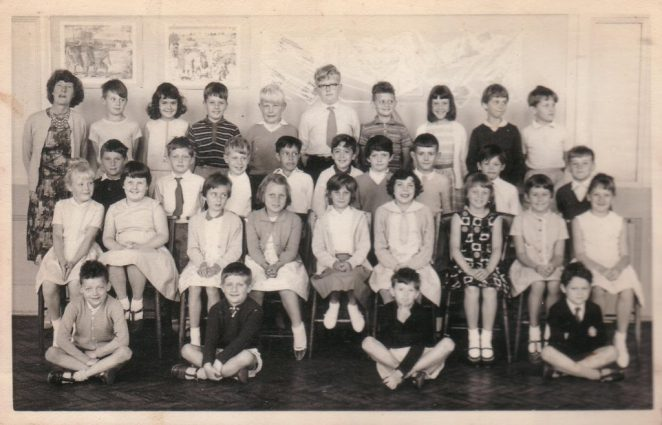 Class photograph c1963 | From the personal collection of Larurenc