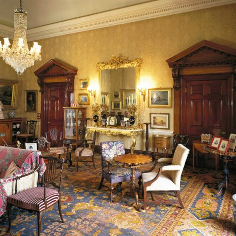 The drawing room | Reproduced with permission from the Royal Pavilion & Museums, Brighton & Hove