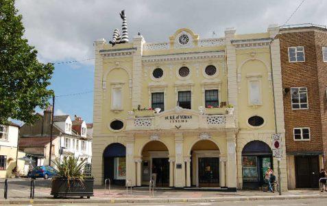 Opened in September 1910
