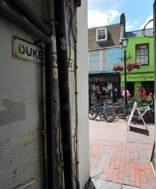 Duke's Passage