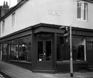 The same shop c1990 | From the private collection of Roy Grant