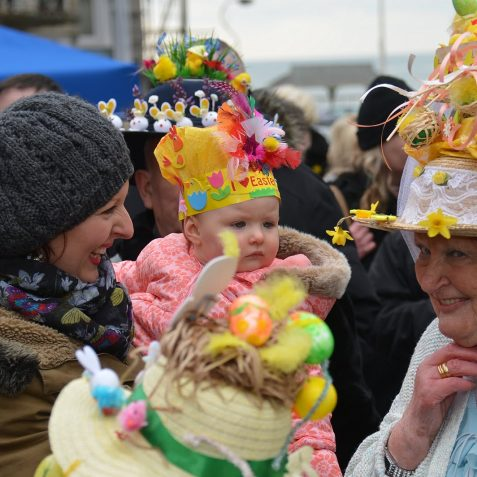Easter Bonnet competition | Photo by Tony Mould
