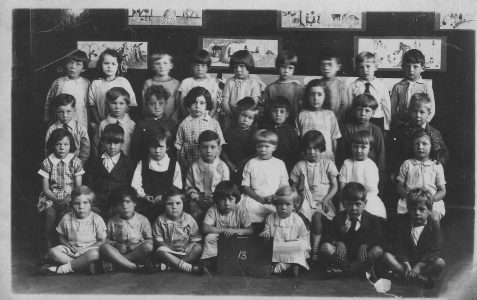 Late 1920s Class Photos