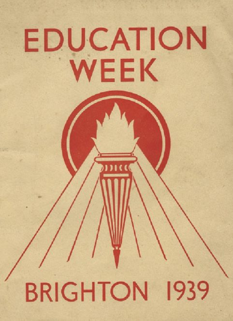 Education Week Booklet | Education Week booklet owned by Peter Groves