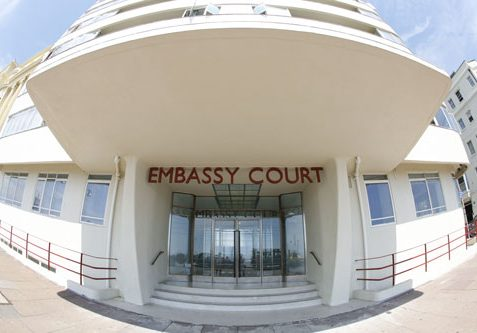 Embassy Court, 2006 | Photo by Christian Black