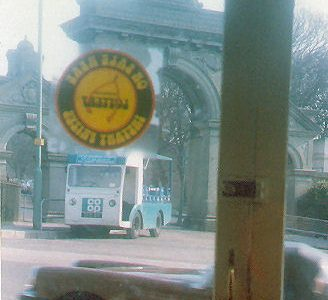 Brighton milkman 1979: Part I