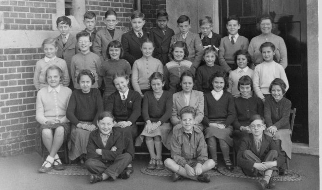 St Mary Magdalene School class | From the private collection of