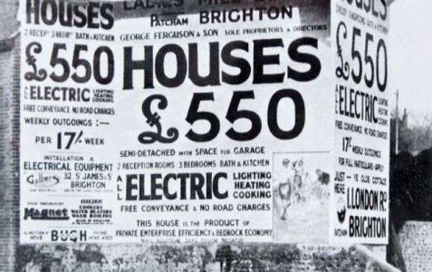 1930s house prices
