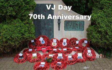 VJ Day 70th Anniversary