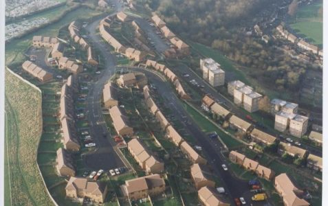 A Bevendean housing estate